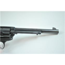 "Colt Bisley Model Single Action  revolver,  .45 caliber with 2nd Generation Colt 7.5""  barrel, re-bl"