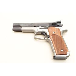Smith  Wesson Model 745 semi-automatic pistol, .45 caliber, 5