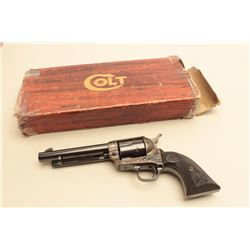 Colt 3rd Generation SAA in .44 Special with a 5