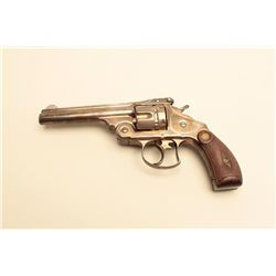 Smith  Wesson First Model top break DA revolver, 5
