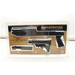 Tapco Intrafuse Ruger Mini-14 / Mini-30 stock  system, synthetic stock with pistol grip and  collaps