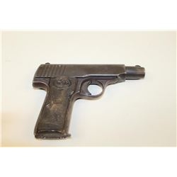 Walther Model 4 #75695, 7.65mm left hand  eject, few made.  Fair to good condition  overall, good ac