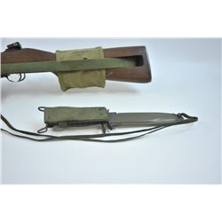 Winchester M1 Carbine, #5819036, Winchester  marked barrel, flat bolt, 1944 mfg, wood is  lightly sa