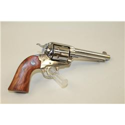 "Ruger Vaquero Stainless Steel Single Action  Revolver in .357 Mag caliber with 5 ½""  barrel, Bisley"