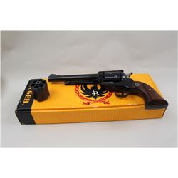 """Ruger Blackhawk Single Action revolver in  .38-40 win. Caliber and 10MM with 6"""" barrel,  S/N 611-053"""