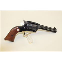 Ruger Bearcat .22 caliber single action  revolver, S/N 90-15948. Excellent to new in  the box. Cylin