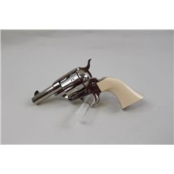 "Sheriffs Model style SAA revolver by Cimarron  with a 3"" barrel in .45 Colt Caliber, black  powder f"