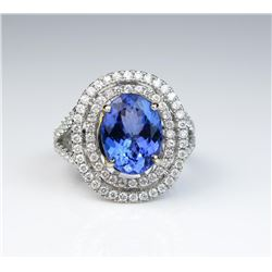 TAZANITE RING