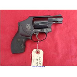 SMITH WESSON AIR WEIGHT / 38 SPEC
