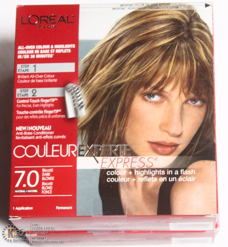 Lot Of 2 Loreal Color And Highlights Hair Color