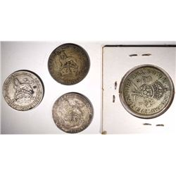 GREAT BRITAIN COIN LOT: