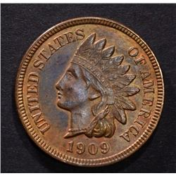 1909-S INDIAN CENT CH BU