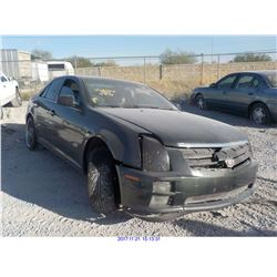 2005 - CADILLAC STS//REBUILT SALVAGE