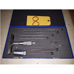 Depth Micrometer Set 0-6''