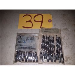 Bags of Double Margin Threaded shank StepDrill
