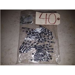 Bag of Double Margin Threaded shank StepDrill