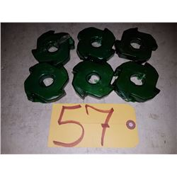 Carbide Tip Milling Cutter 3'' x 1/2''