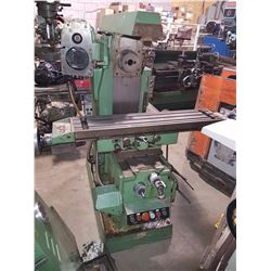 CME Elgoibar FU-1 Milling Machine Vertical & Horizontal