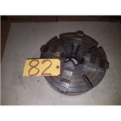 Bison 10'' 4 Jaw Chuck
