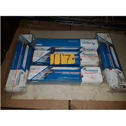 Box of Blueshield Welding Electrodes 5/32'' x 14''