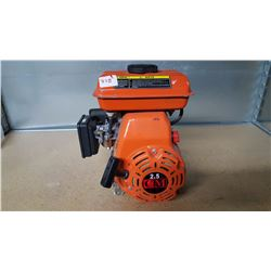 Brand new 2.5 hp gas engine