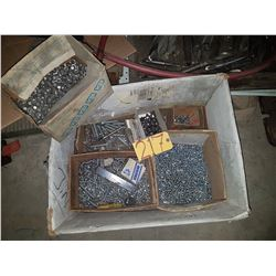 Box of Bolt & Screw