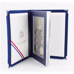 1993 U.S. Prestige Proof Set With James Madison Commem. Sillver Dollar