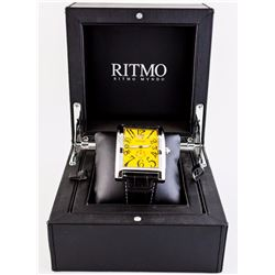 Original Ritmo Men's Grand Data Watch