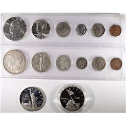 LOT: 1986-S STATUE OF LIBERTY DOLLAR PROOF;