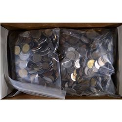 15 Pounds of Well Mixed Foreign Coins