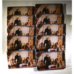 (10) 2008 Presidential $1 Proof Sets