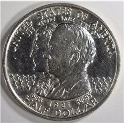 1921 ALABAMA COMMEM HALF, BU