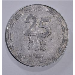 1948 25 MIL COIN KEY DATE