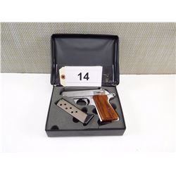 WALTHERS , MODEL: PPK/S , CALIBER: 380 ACP/9MM