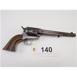 COLT,JTC INSPECTION STAMPED, MODEL: 1873 SINGLE ACTION ARMY , CALIBER: 45 CAL