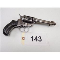 COLT , MODEL: 1877 DOUBLE ACTION LIGHTINING , CALIBER: 38 LONG COLT