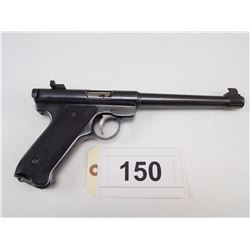 RUGER , MODEL: MK-I , CALIBER: 22 LR