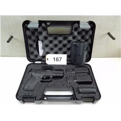 SMITH & WESSON , MODEL: MILITARY & POLICE 9 , CALIBER: 9MM LUGER