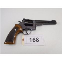 DAN WESSON , MODEL: 15 , CALIBER: 357 MAGNUM