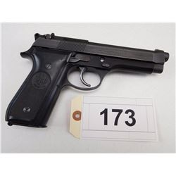BERETTA , MODEL: 92S , CALIBER: 9MM
