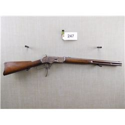 WINCHESTER , MODEL: 1873 SADDLE RING CARBINE , CALIBER: 44 WCF
