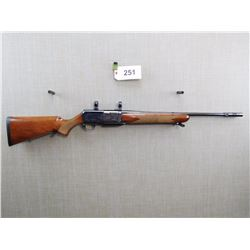 BROWNING , MODEL: BARII DELUXE SAFARI EDITION , CALIBER: 30-06