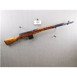 TOKAREV , MODEL: SVT 40 , CALIBER: 7.62 X 54R