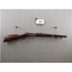 WINCHESTER , MODEL: 1894 CARBINE , CALIBER: 38-55 CAL