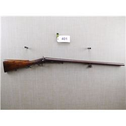 LEFAUCHEUX STYLE , MODEL: SIDE BY SIDE , CALIBER: 16GA