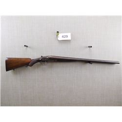 UNKNOWN , MODEL: SIDE BY SIDE , CALIBER: 12GA