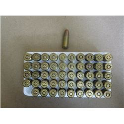 CANADIAN .380 MTII AMMO HEADSTAMP DC42 AND DC43 FMJ