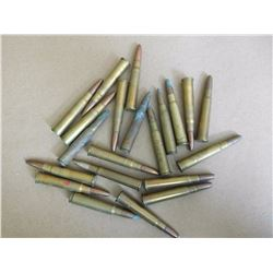 ASSORTED LOT OF .303 BR VARIOUS HEADSTAMPS