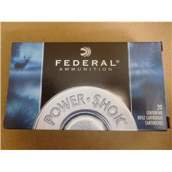 FEDERAL CF .303 BR 180 GR SOFT POINT