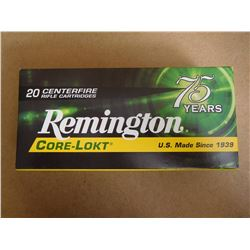 REMINGTON 30-30 WIN 150 GR CIRE-LOKT SP